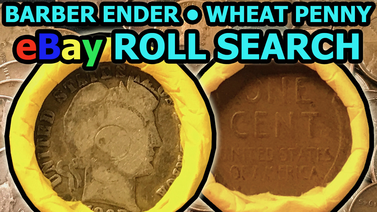 Barber Penny Roll